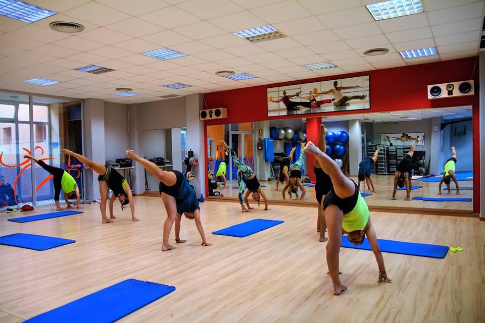 Tono Balance Centro Sport Albalat